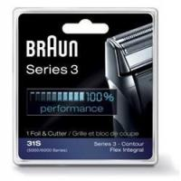 Buy cheap Braun 31S Replacement Shaving Heads for Contour, Flex XP from wholesalers