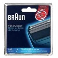 Buy cheap Braun 30B Replacement Shaving Heads for Syncro, TriControl from wholesalers