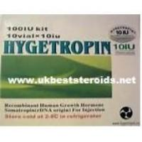 Buy cheap Buy Hygetropin 100iu kits consisting of 10 x 10iu vials HGH from wholesalers