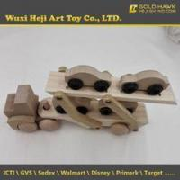 Buy cheap New wooden car crafts decoration with ICTI product