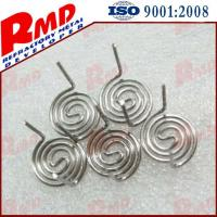 Buy cheap High Purity 99.95% Tungsten Filament Wire Heater Coil Wire Heating Resistance Wire from wholesalers
