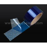 Buy cheap Partial Transfer Security Tapes from wholesalers