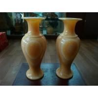 Buy cheap Martial Arts Uniforms beige jade double vases 2012921154143 from wholesalers