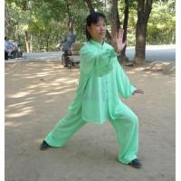Buy cheap Martial Arts Uniforms hot sale fine long sleeve kungfu clothin 201294161133 from wholesalers