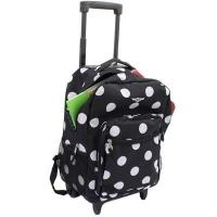 Buy cheap TR13-8026Dot wheeled travel bag from wholesalers