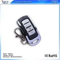 Buy cheap 433mhz RF Copy Remote Control for Barrier Gate YET074 from wholesalers