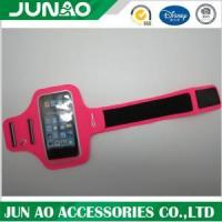 Buy cheap Custom workout running armband for phone from wholesalers
