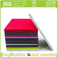 Buy cheap Customized Acoustic Panels For Wall Decoration from wholesalers