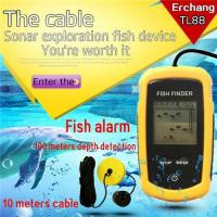 Buy cheap Wired Sonar Fish Finder from wholesalers