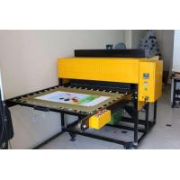 Buy cheap Double station sublimation heat press machine from wholesalers
