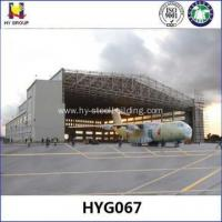 Buy cheap Prefabricated steel structure aircraft hangar from wholesalers