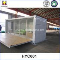 Buy cheap 40 feet Pre-made Expandable Container House from wholesalers