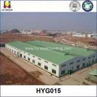 Buy cheap Low Cost Industrial Prefab Steel Warehouse for sale from wholesalers