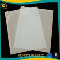 Buy cheap PE clothes ziplock bag from wholesalers