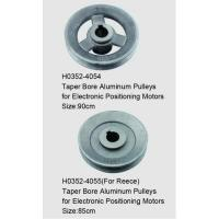 Buy cheap Taper Bore Aluminum Pulleys from wholesalers