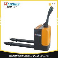 Buy cheap Factory direct sell 1.5 ton mini / small electric pallet jack from wholesalers