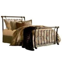 Buy cheap Shop Legion Iron Sleigh Bed from wholesalers