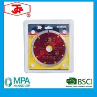 Buy cheap 125mm Diamond Cutting Disc For Wet Cutting from wholesalers
