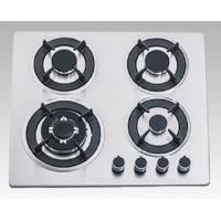 China Kitchen Hob with Satfety Device Cast Iron Pan Support 4 Burners Gas Cooker on sale