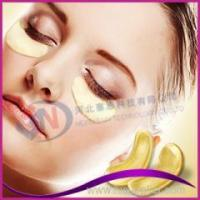 Buy cheap 100% Golden Crystal Collagen Eye pad / eye patch from wholesalers
