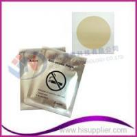 Buy cheap High quality best sell anti smoking patch from wholesalers