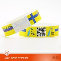 Buy cheap Custom Event Wristbands from wholesalers