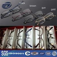 Buy cheap Light weight Rimless Titanium Eyeglass Eyewear Optical Glasses Frame with Hyperelastic from wholesalers