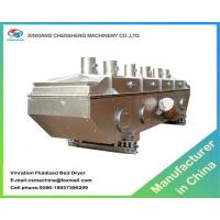Buy cheap CSLG vibration fluidized bed dryer from wholesalers