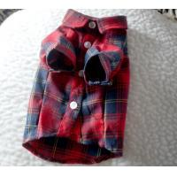 Buy cheap Pet Clothing & Accessories Pet shirt DB001 Red from wholesalers