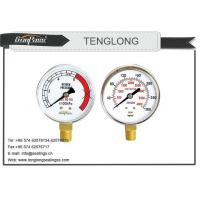 Buy cheap Acetylene And Oxygen Pressure Gauge from wholesalers