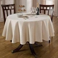 Buy cheap Round Tablecloths from wholesalers