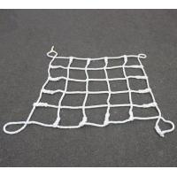 how to make a cargo net from rope
