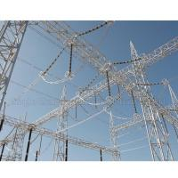 Buy cheap Substation Steel Structure from wholesalers