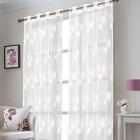 Buy cheap Organza panel curtains from wholesalers