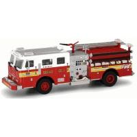 Code 3 Pumper - FDNY Series #1 (02453-can) Canadian Edition