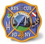Buy cheap Code 3 Rescue FDNY Co.5 Patch (13024) product