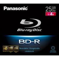 Buy cheap PANASONIC Blu-ray recordable disc 1-4x LM-BR25LDE from wholesalers