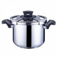 2017 Newest Design Disassembled Lid Pressure Cooker with 304 Material