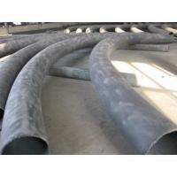 Buy cheap R=5D Seamless Elbow, Hot Pressed Pipe Bend from wholesalers