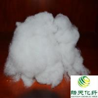 Buy cheap Virgin Polyester Staple Fiber Bamboo-charcoal Added Polyester Staple Fiber Use for Spinning from wholesalers
