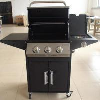 Buy cheap 3 burner propane gas grill from wholesalers