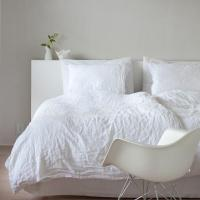 Buy cheap Soft Comfortable 100% Linen Bedding Set Natural Bed Linens Pre-washed Shrinkage Free BL-030 from wholesalers