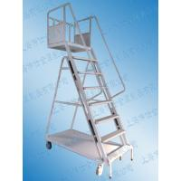 Buy cheap Mobile platform ladders from wholesalers