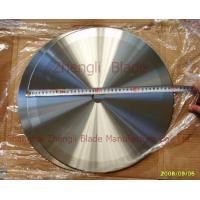 Buy cheap Naples 400mm circular knife, 400 diameter circular blade, 400 mm cm big garden knife lcswwq Provide from wholesalers
