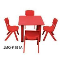 Buy cheap Plastic School Table and Chair from wholesalers
