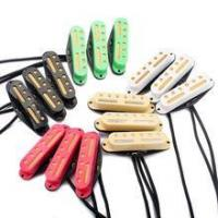 Buy cheap 1set black Pickup Guitar Single Coil Pickup Set 48,50,52 from wholesalers