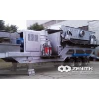 Buy cheap Mobile Cone CrusherZenith's Y Series Mobile Cone Crushing Plant from wholesalers