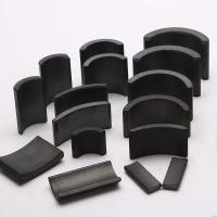 Buy cheap C8 Arc Shape Ceramic Magnets For Motor from wholesalers