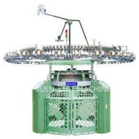 Buy cheap 4 track single jersey circular knitting machine from wholesalers