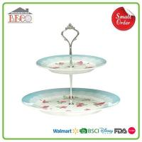Buy cheap Plastic Cheap Tiered Cake Stands For Sale | Melamine Vintage 3 Tier Wedding Cake Stands To Buy from wholesalers